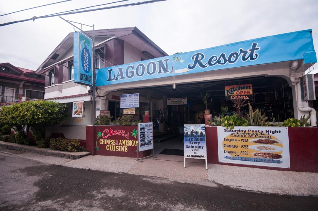 The Lagoon Resort
